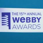We Won a Webby