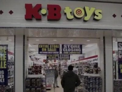 K Bee Toys from buying KB Toys
