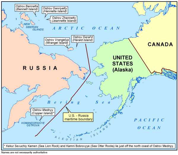 Alaskan Island Giveaway FactCheckorg - How did alaska become part of the united states