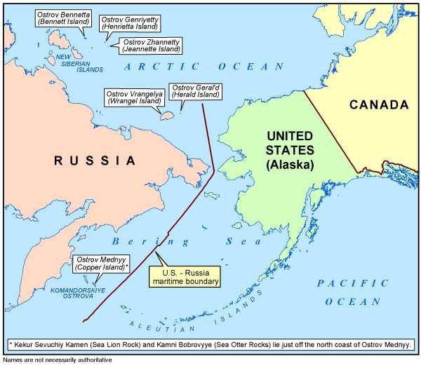 Alaskan Island Giveaway  FactCheck