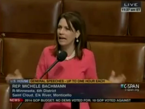 Bachmann FactCheck.org : Bachmann's Killer Health Care Claims
