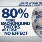 NRA Police Survey ad