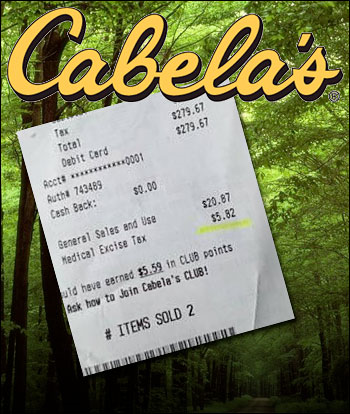 Cabela's Medical Tax Mistake - FactCheck.org