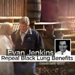 Evan Jenkins - black lung