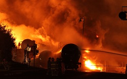 Quebec Oil Train Disaster