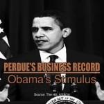 Perdue - stimulus