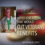 Cassidy vets