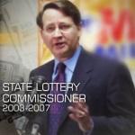 Ending Spending lottery ad