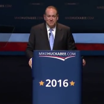 Huckabee announcement
