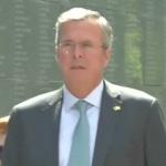 Bush in Warsaw