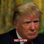 Trump on Face