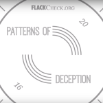 Patterns of Deception