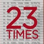 23 Times
