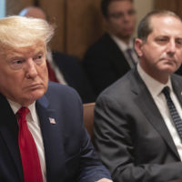 Azar, Trump Mislead on FDA's Hydroxychloroquine Decision