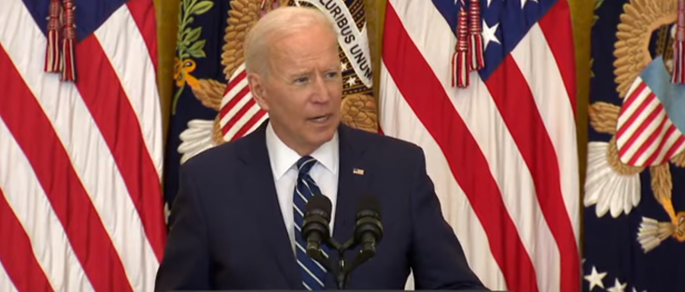 FactChecking Biden's First Press Conference