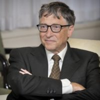 Facebook Post Makes Baseless Claim About Bill Gates' Family Ties