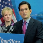 Eric Cantor's Security Scare