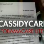 'Cassidycare?' Come On!
