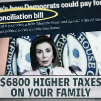 Ads Distort How Much Biden's Tax Plans Could Cost 'Your Family'