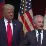 Trump Misleads on Corker