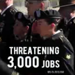 Cruz's Misleading Ad on Military Cuts