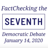 Video: The Seventh Democratic Debate