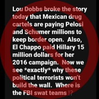 Meme Pins False Claim On Lou Dobbs