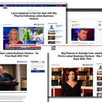 On Facebook, Fake Stories Use Fox News Hosts to Hawk Dubious CBD Products