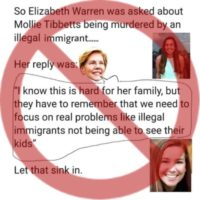Bogus Warren Quote Ignites Immigration Anger