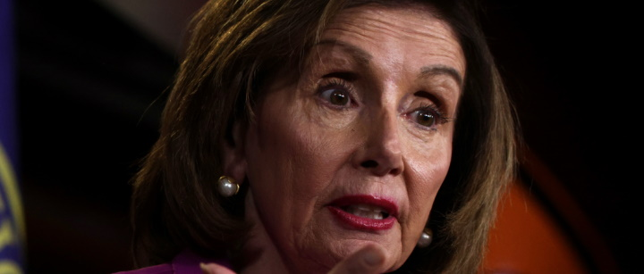 Republicans' Shaky, No Evidence Attempt to Cast Blame on Pelosi for Jan. 6