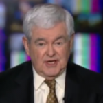Gingrich Spreads Conspiracy Theory
