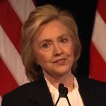 Clinton Twists Bush's Words