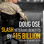 Moldy Baloney About Vets' Benefits