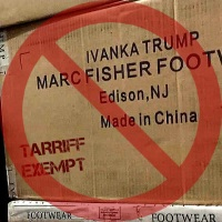 Photo Shoehorns Misinformation Into Tariff Debate