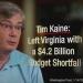 GOP Attack on Tim Kaine's 'Shortfall' Falls Short