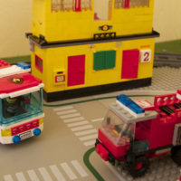 LEGO Temporarily Halts Marketing, Not Sales, of Police Toy Sets