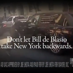 Distorting de Blasio's Words in NYC