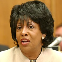 No New Charges for Maxine Waters