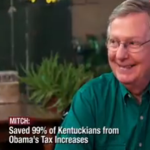 McConnell's Bloated Tax Boast