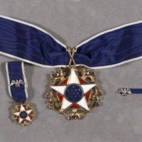 Weinstein Wasn't a Medal of Freedom Recipient