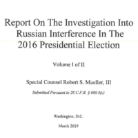 A Misleading Message on Mueller's Conclusions