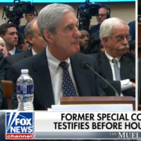 Mueller Testimony Prompts Falsehood About Fox News