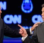 Romney v. Perry in a YouTube Slugfest