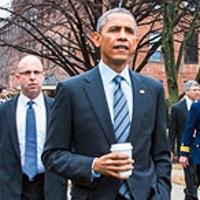 No Raid on Obama Home