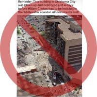 Baseless Oklahoma City Bombing Conspiracy Theory