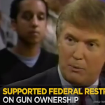 TV Ad Distorts Trump's Gun Position