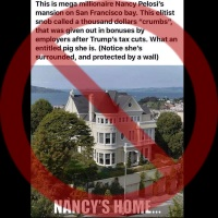 the house that isn t nancy pelosi s factcheck org rh factcheck org pelosi home immigrants pelosi homeland security