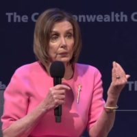 Manipulated Pelosi Video, Take 2