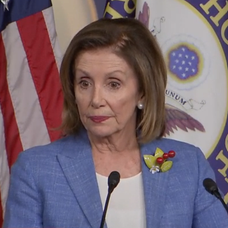 Pelosi Hasn't Promised to Resign if Trump is Reelected
