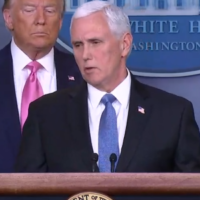 Pence Moved Slowly in Combating HIV Outbreak